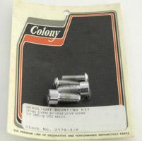 Colony Headlight Mounting Kit for VRSC Models