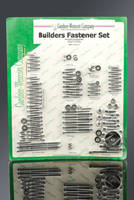 Gardner Westcott Chrome Builders Fastener Kit for Touring Models