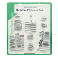 Gardner Westcott Polished Builders Fastener Set for Dyna
