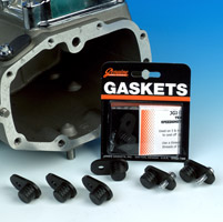 Genuine James Speedometer Block Off Gasket