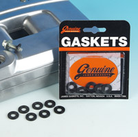 Genuine James Top Rocker Cover Rubber Washers