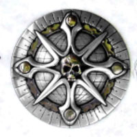 Zambini Bros. Skull Compass Timing Cover