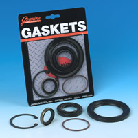 Genuine James Transmission Sprocket Oil Seal Kit