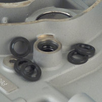Genuine James Shifter Lever Oil Seal