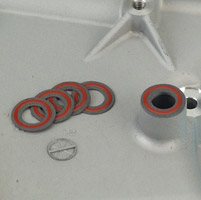 Genuine James Shift Shaft Tube Gasket