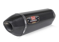 Yoshimura R-77 Stainless Steel Muffler with Carbon Fiber Tip with CBR1000