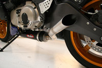 Jardine GP1 Slip-On Muffler for Buell
