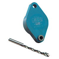 JIMS Exhaust Stud Drill Plate
