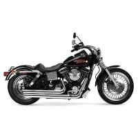 Python Staggered Dual Exhaust System