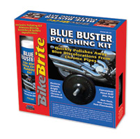 Bike Brite Blue Buster Polishing Kit