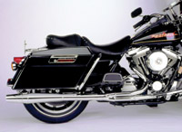 Thunderheader 2-1 Exhaust System for Touring Models