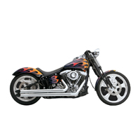 Vance & Hines Longshots HS Exhaust System