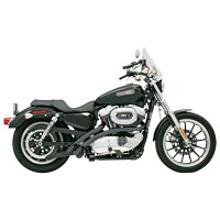 Bassani Black Radial Sweepers Exhaust System