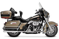 SuperTrapp SE Series Slip-On Mufflers for FLH, FLT with Mikuni Core
