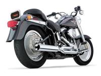 Cobra Power Pro HP 2-Into-1 Exhaust Chrome