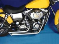 Wyatt Gatling Exhaust System  for Dyna