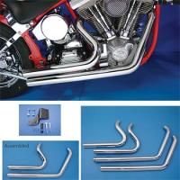 Radii Short Stuff Pipe Set for Softail