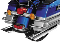 National Cycle Peacemakers Slip-On Mufflers