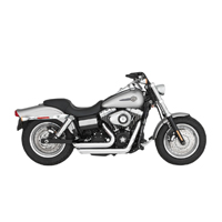 Vance & Hines Shortshots Staggered Chrome