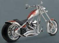 Vance & Hines Big Radius 2-into-2 Exhaust System Chrome