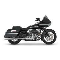 Vance & Hines Round Classic Slip-On Mufflers for Touring  and Trike Models