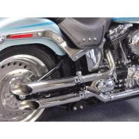 Cycle Shack Baloney Slice Slip-On Mufflers