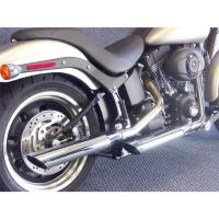 Cycle Shack Oval Slip-On Mufflers