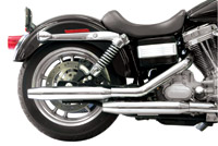 S&S Cycle High Performance Tapered  Mufflers
