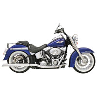 Bassani Power Curve True-Dual Crossover Header Pipes