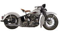 Paughco 3-Piece 2-Into-1 Headpipes for Knucklehead