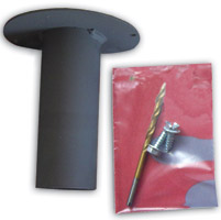 Smartpartz Hard Kore Quiet Baffles for Hard-Krome 2 into 1 Sideburner