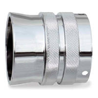 Rush Performance Tips Flared End with Double Knurled Band