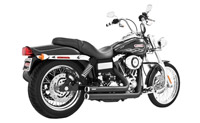 Freedom Performance Exhaust Independence Shorty Exhaust Black
