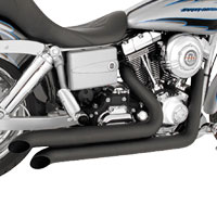 Freedom Performance Declaration Black Exhaust