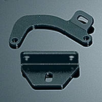 Crusher Exhaust Bracket