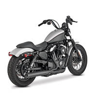 Vance & Hines Blackout 2 into 1