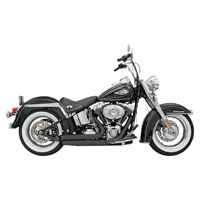 Bassani FirePower Exhaust System Firesweep Ceramic Black