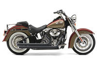 Cobra Speedster Slashdown Exhaust System Black