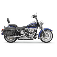 Bassani Chrome Bologna Cut Firepower Series Muffler
