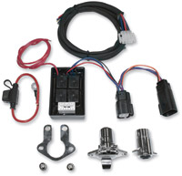 Khrome Werks Plug-and-Play Trailer Wiring Connector Kit with Isolator