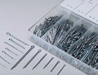 K&L Supply Co. 1000 Piece Cotter Kit