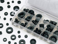 K&L Supply Co. 125 Piece Grommet Kit
