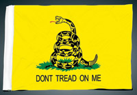 Kuryakyn Don't Tread On Me Flag