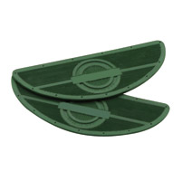 Paughco Green Replacement Floorboard Rubbers