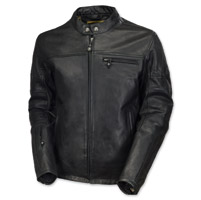 Roland Sands Design Ronin Black Leather Jacket