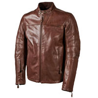 Roland Sands Design Ronin Tobacco Leather Jac