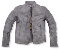 Roland Sands Design Ronin Smoke Leather Jacket