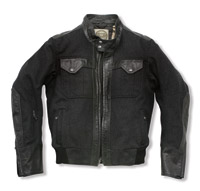 Roland Sands Design Assault Black Jacket