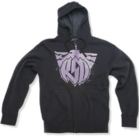 Roland Sands Design Eagle Black Hoodie