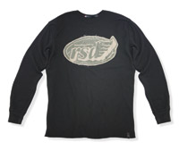 Roland Sands Design Flag Black Thermal